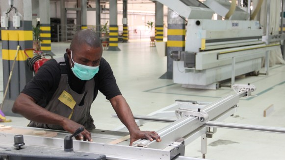 manufacturing industry Nigeria