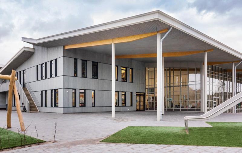 De duurzaamste school van Nederland