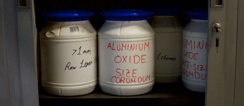 Aluminium-Oxide