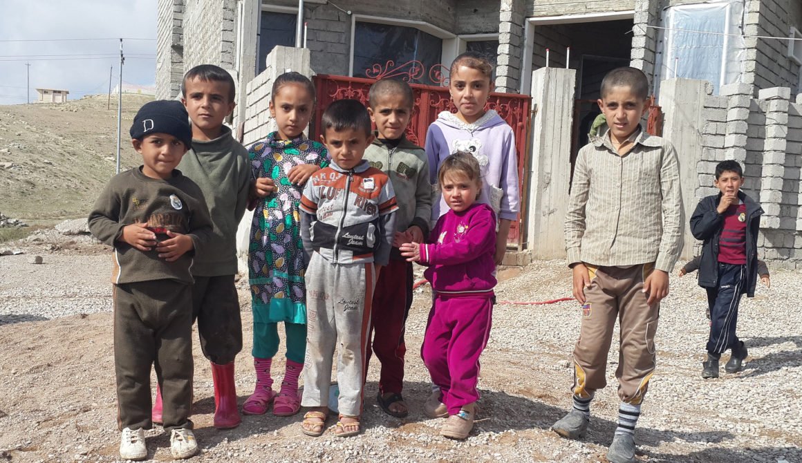 Jezidi kinderen