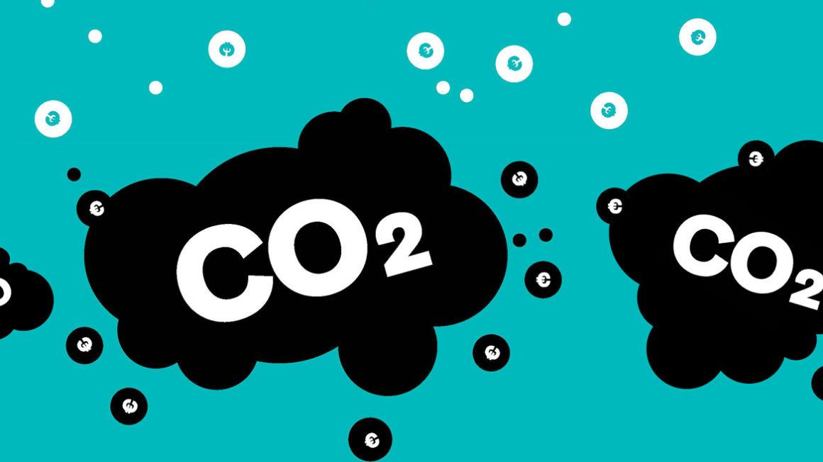CO2 uitstoot is goedkoop