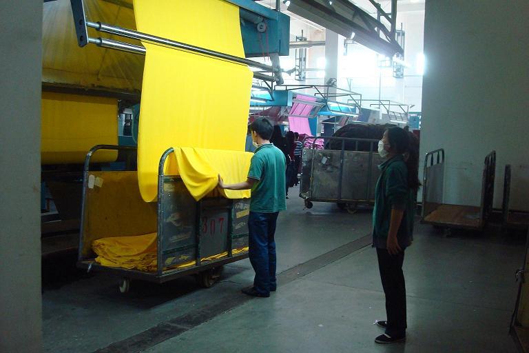 Textiel-verven-geel