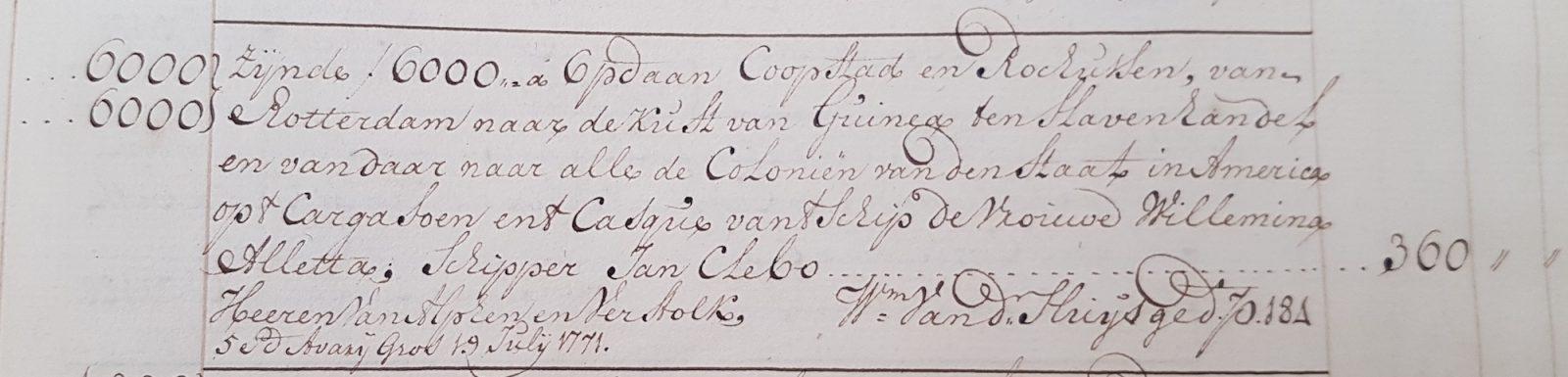 Willemina-Aletta-17682c-verzekerd-bij-Stad-Rotterdam-Stadsarchief-Rotterdam2c-collectie-199