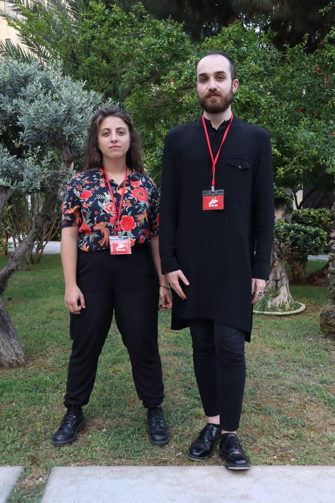 Hussein en Khoury
