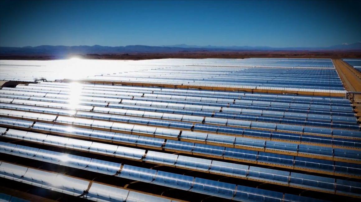 MAROKKO III Marokko zet vol in op zonne-energie. (4)