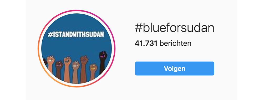 #bluesudan