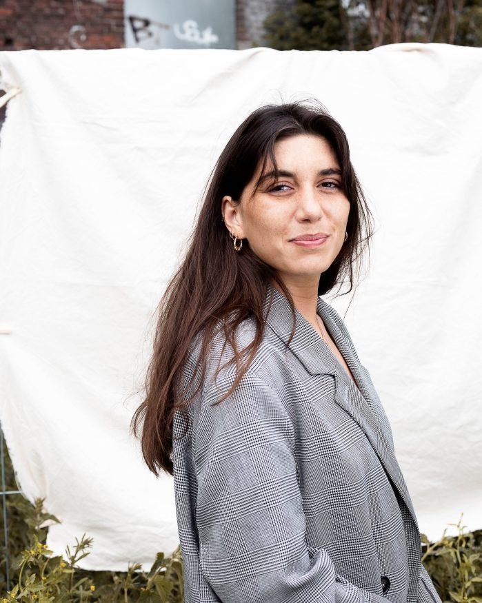 Sharita Karsten portret credits Laura den Breejen, Eve Dijkema, en Scott van Kampen Wieling – kopie