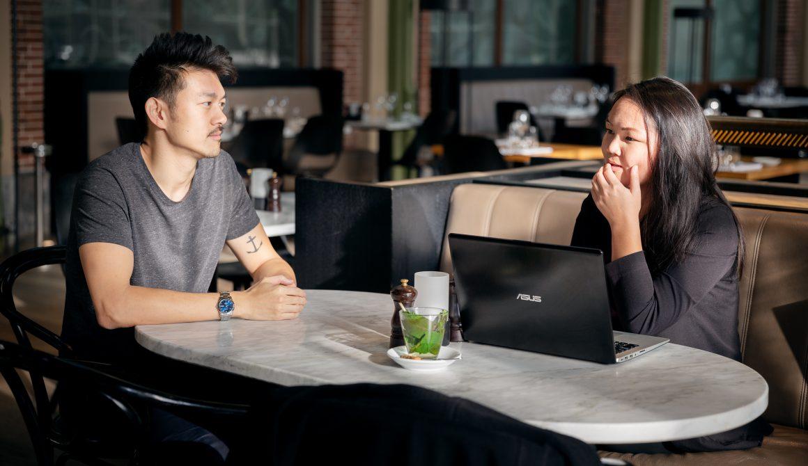 Interview Pete Wu OneWorld