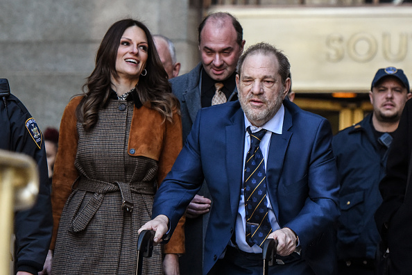 Harvey Weinstein Rape And Assault Trial Continues In New York
