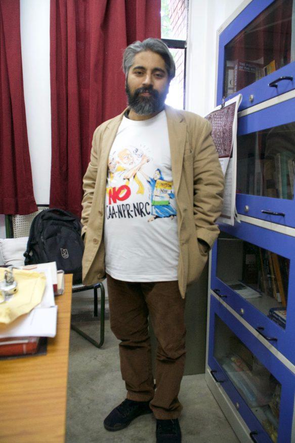 Docent Avinash Kumar