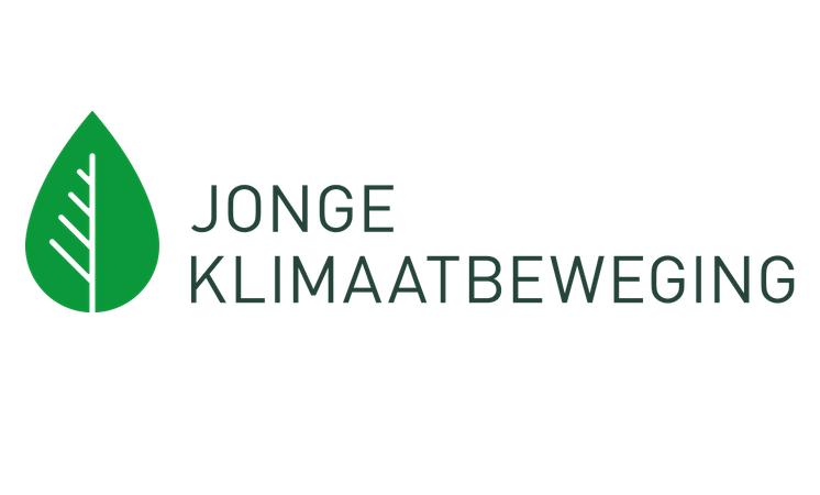 Jonge Klimaat Beweging rechthoek