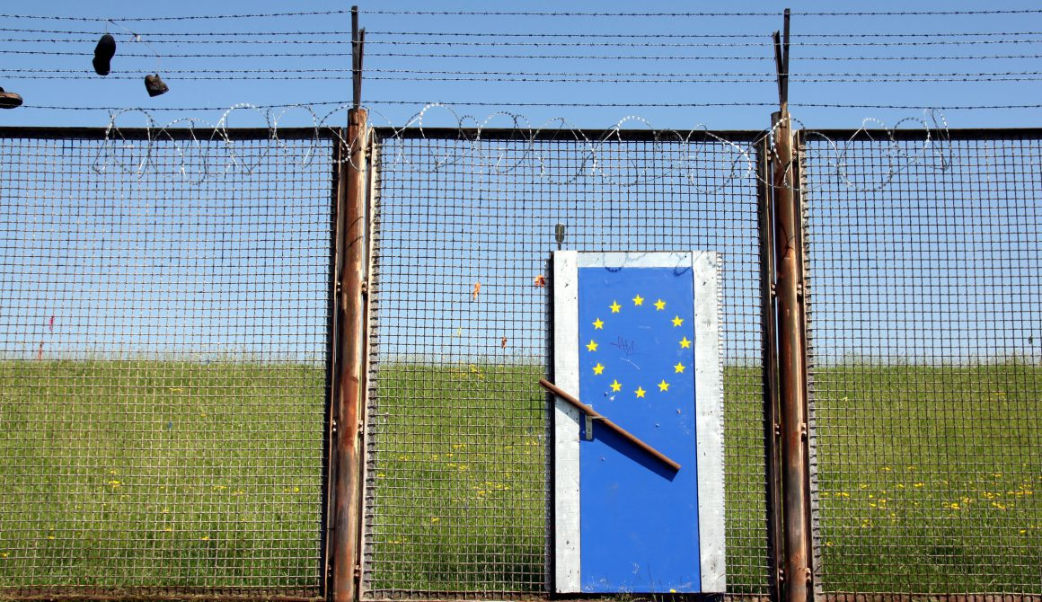 Europe's borders are closed