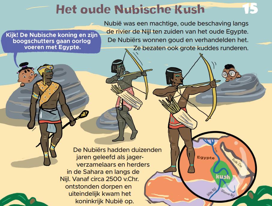 Nubische Kush