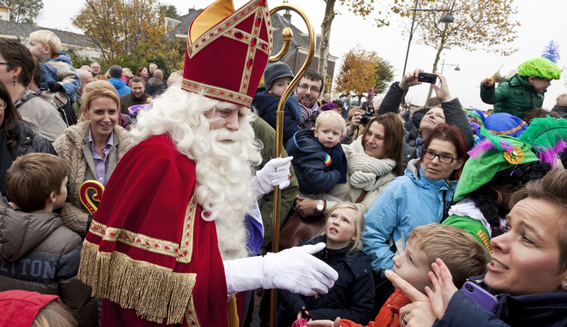 Arrival of Sinterklaas  5 XXL
