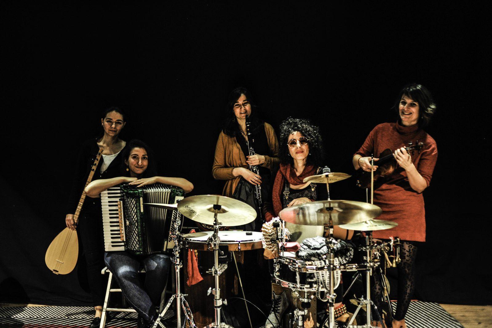 Music Action Lab Women ┬®MJM20