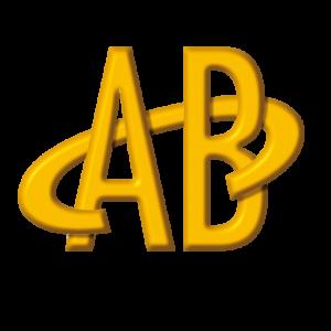 ABClogovrijstaand