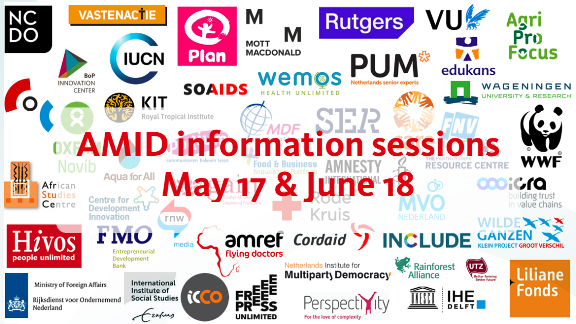 AMID organisations