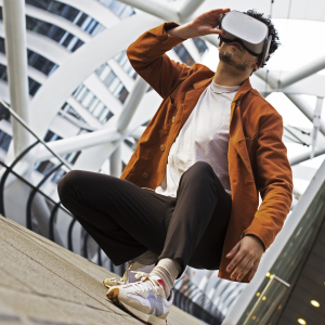 VR-experience Met andere ogen