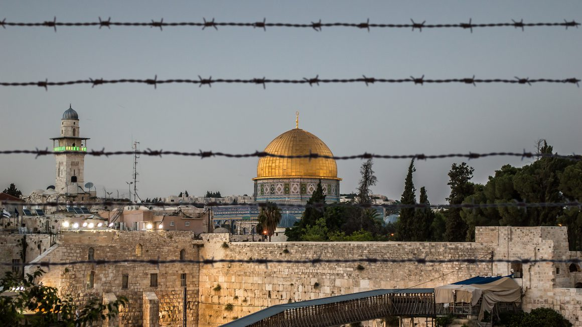jerusalem protected