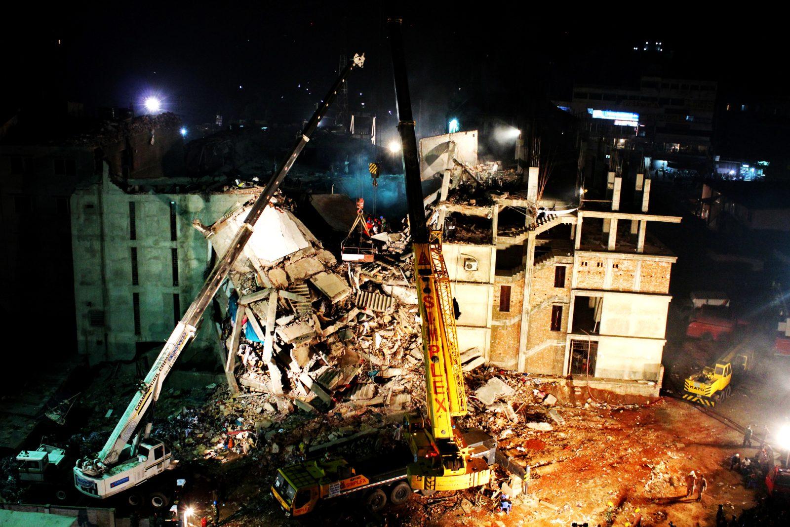 Bangladesh's worst ever factory disaster