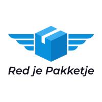 Red je Pakketje logo