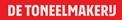 Toneelmakerij logo rood wit verkleind