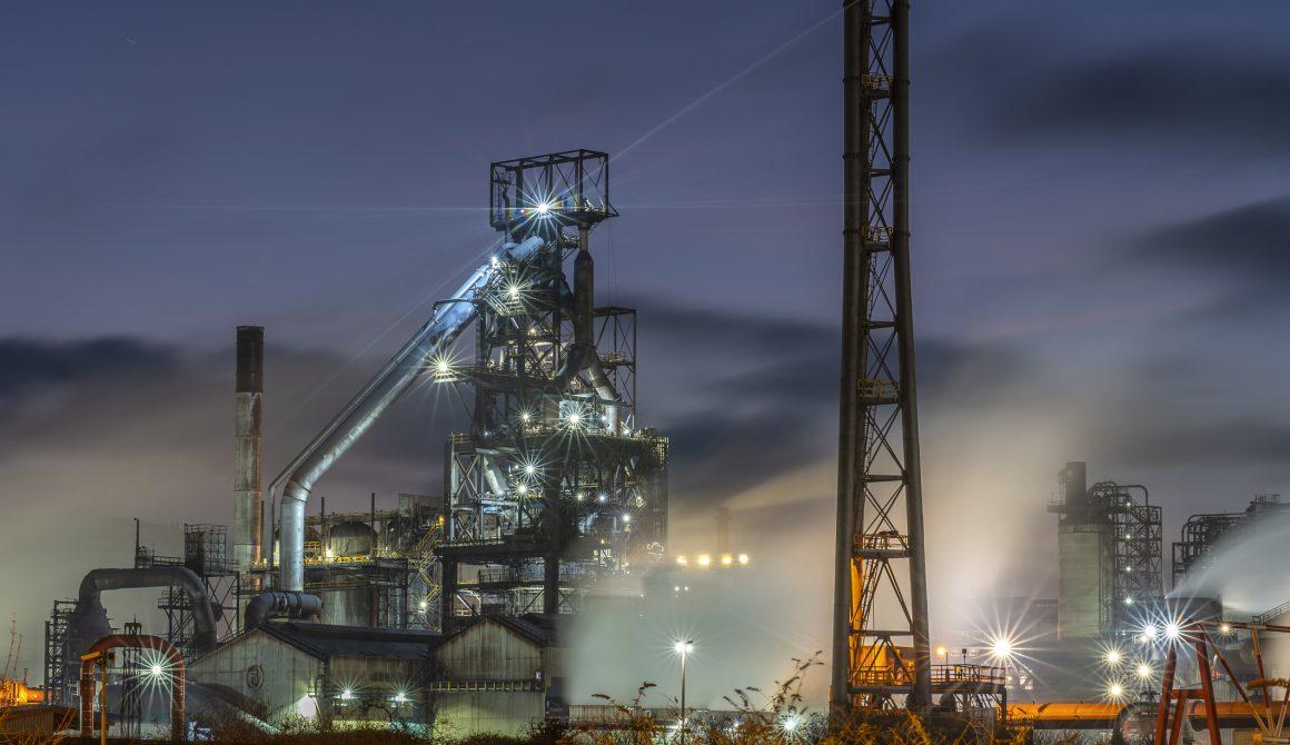 Port Talbot Steelworks 1